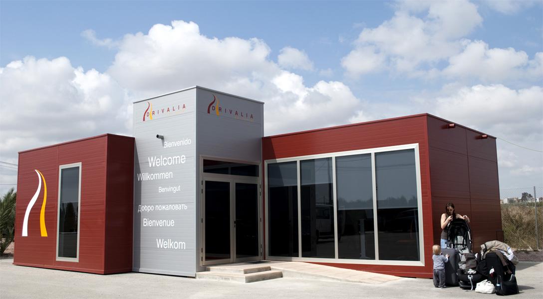 Alicante Airport Car Hire Location