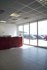 Drivalia office at alicante airport