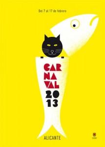 Alicante Carnival 2013