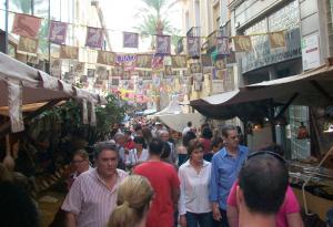 Alicante Medieval Market