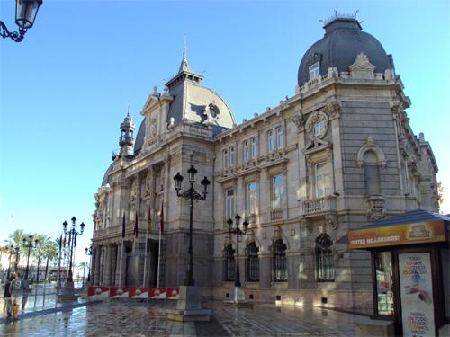 Cartagena Town Hall