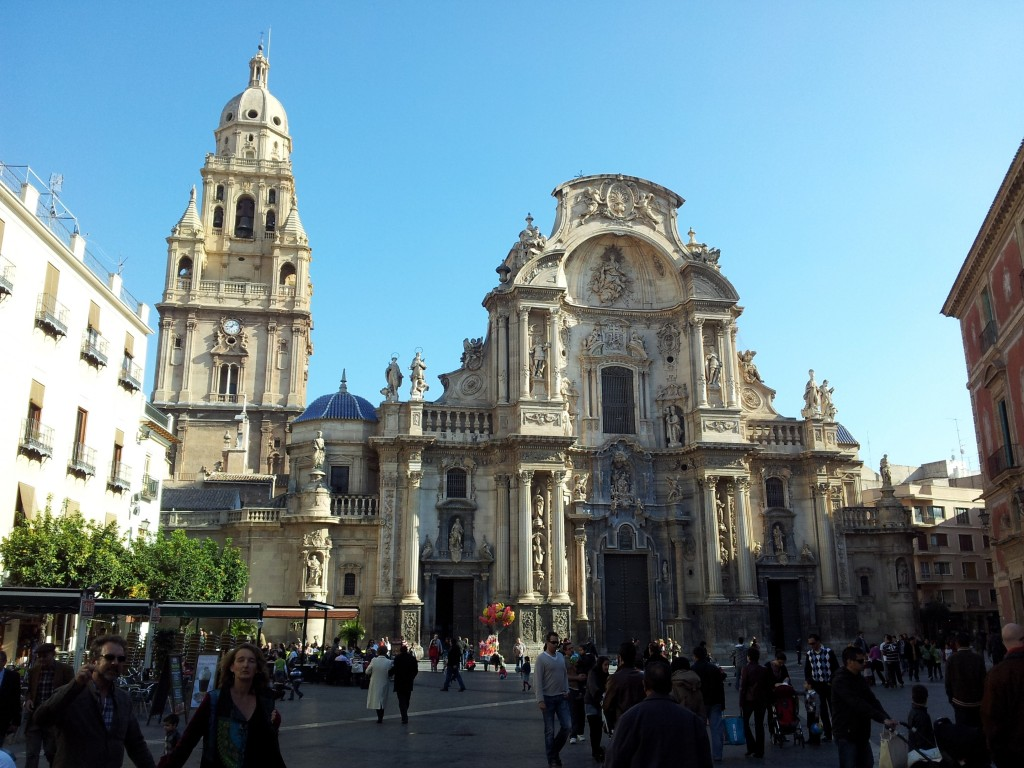 Cathedral de Santa Maria Murcia