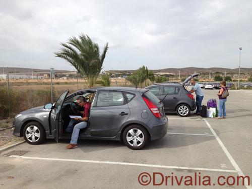 Drivalia Car Rentals Depot Alicante Airport