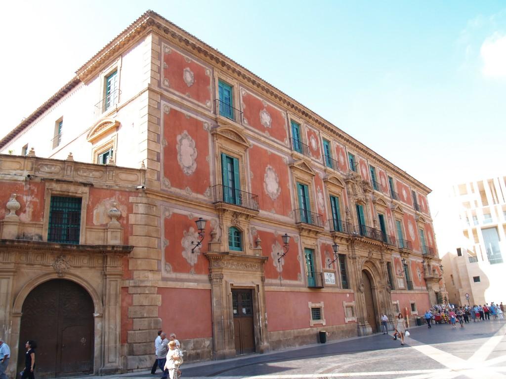 Episcopal Palace Murcia