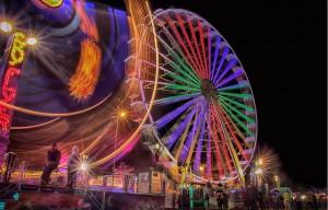 Feria de septiembre en murcia
