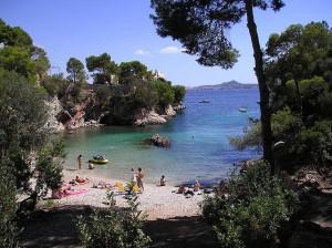 Mallorca Cala Fornells