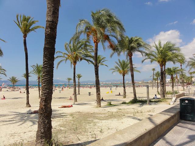 El Arenal Beach Mallorca