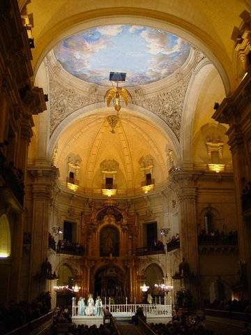 Elche's Basilica of Saint Mary