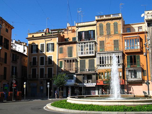 Paseig del Borne Palma de Mallorca