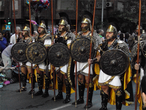 Carthaginian & Roman Festival Cartagena 2012