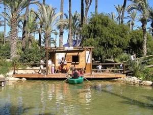The Boating Lake Parque El Palmeral