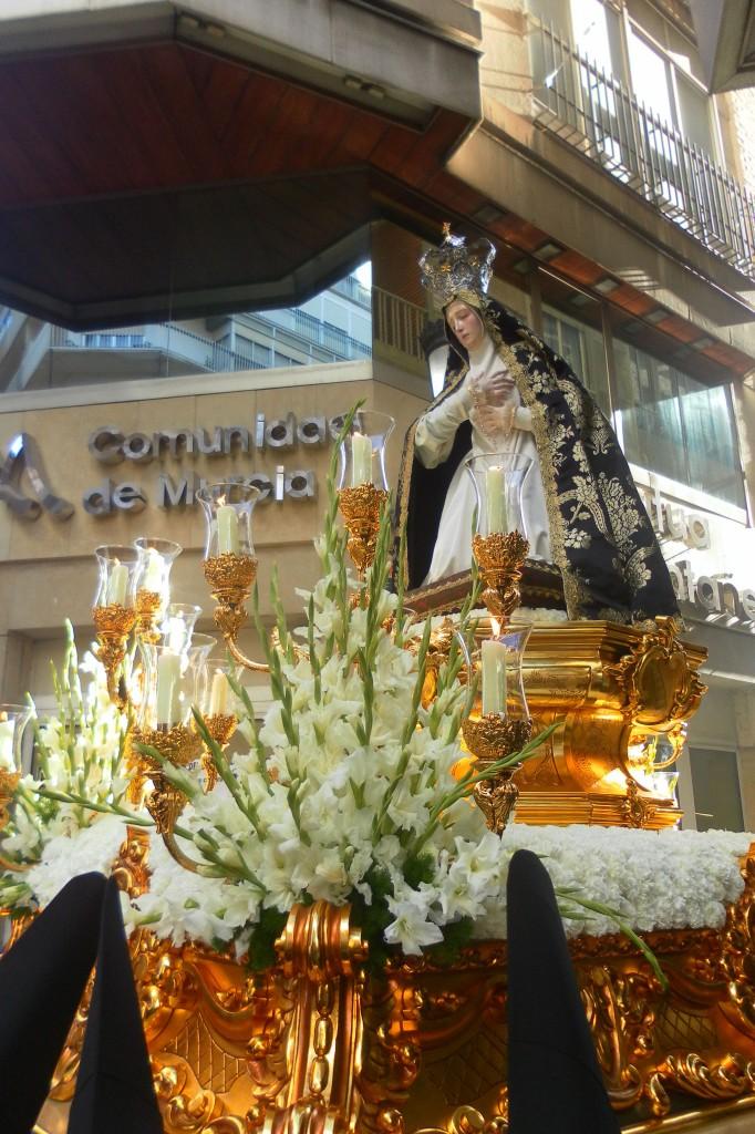 Virgel del Rosario Murcia