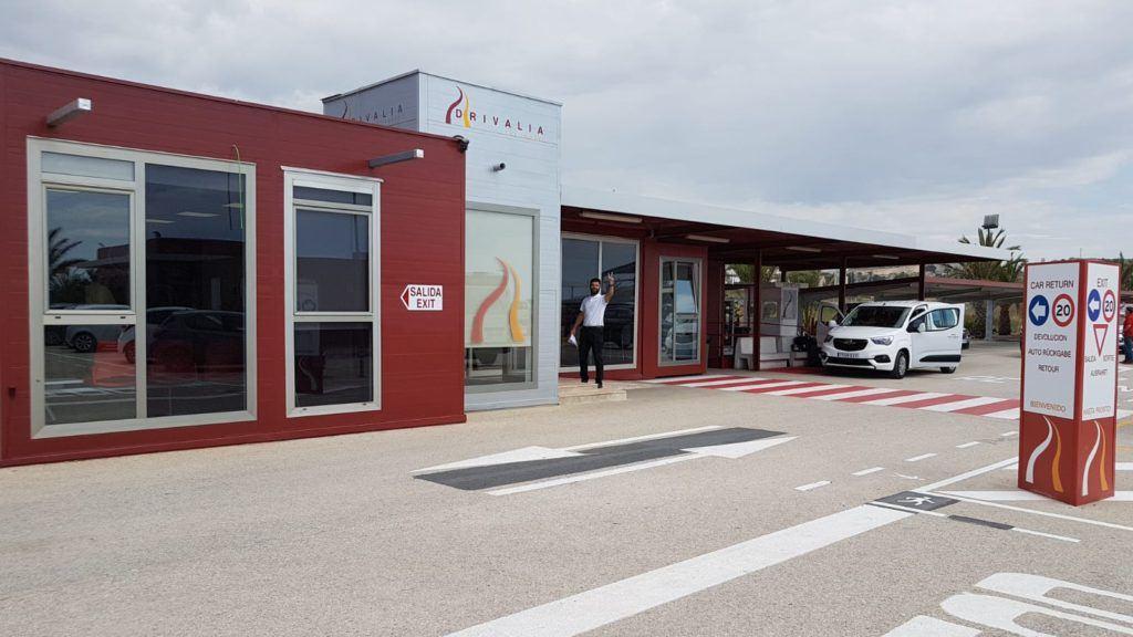 , Aeropuerto de Alicante